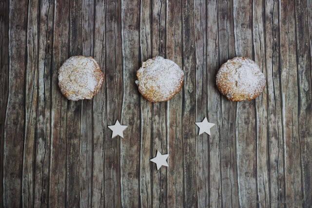 9. Dezember: Bratapfel-Muffins