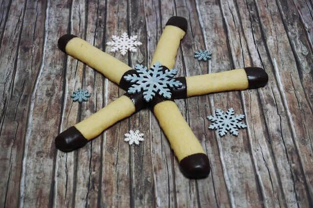 21. Dezember: Schokoladen Stangerl