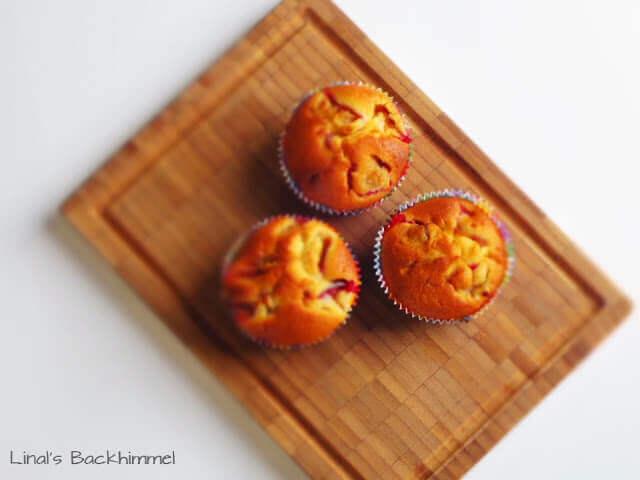 Zwetschgen-Joghurt-Muffins