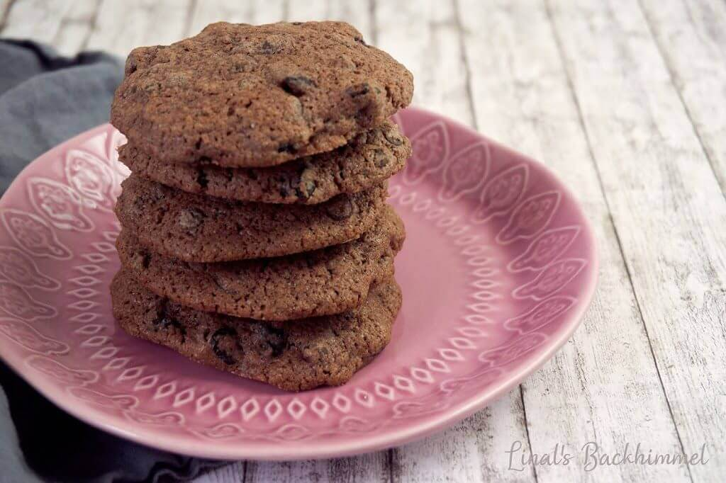 Cranberry Chocolate Cookies