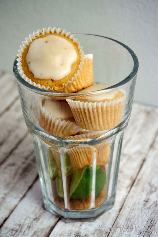 Mini Caipirinha Muffins