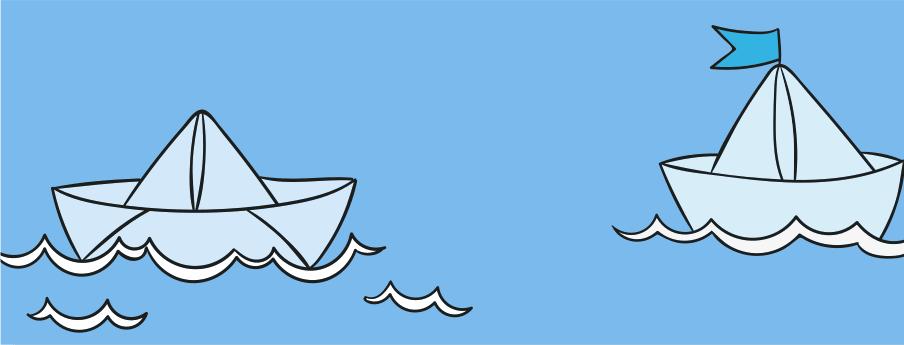 Maritime Einweihungsparty
