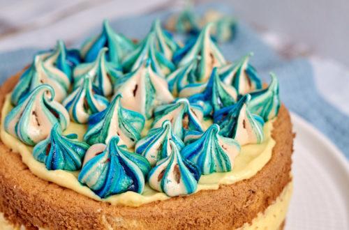 Orangen-Maracuja-Torte