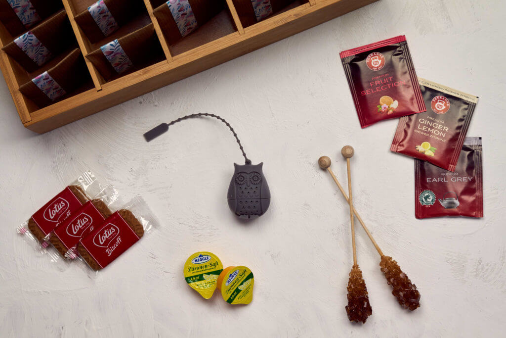 3 Adventskalenderideen für Foodies - Tee