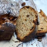 Vollkorn-Zimt-Brot