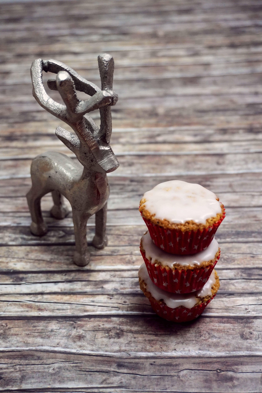 Weihnachts-Ebook Mini-Spekulatius Muffins