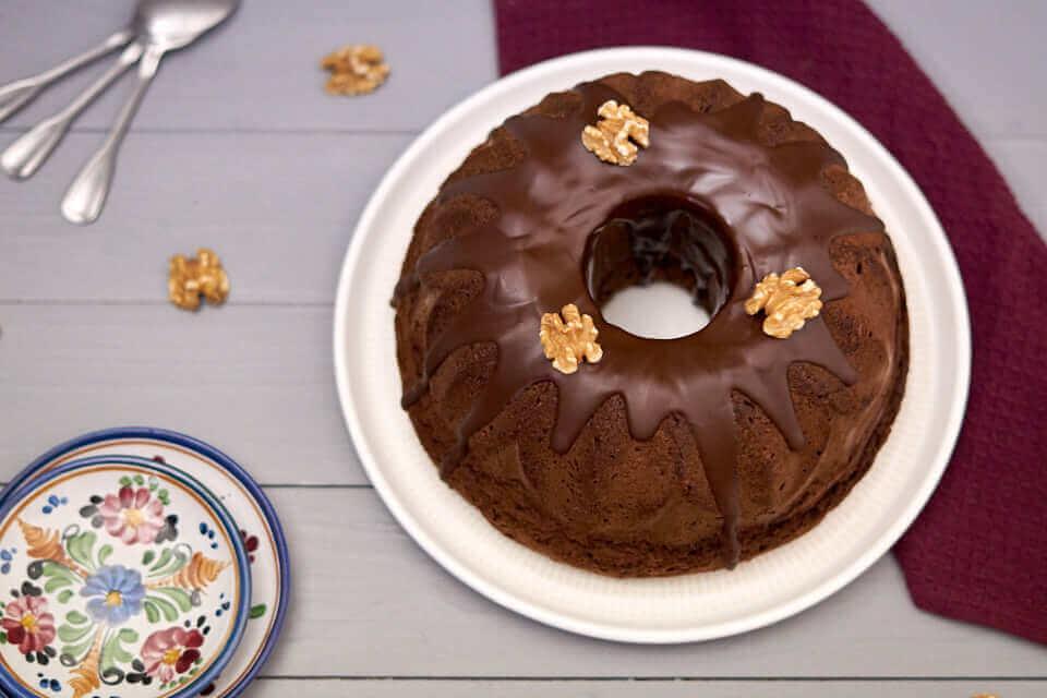 Brownie Gugelhupf