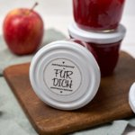 Apfel-Pflaumen-Marmelade