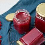 Johanisbeer-Erdbeer-Marmelade