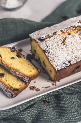 Englischer Kuchen fein