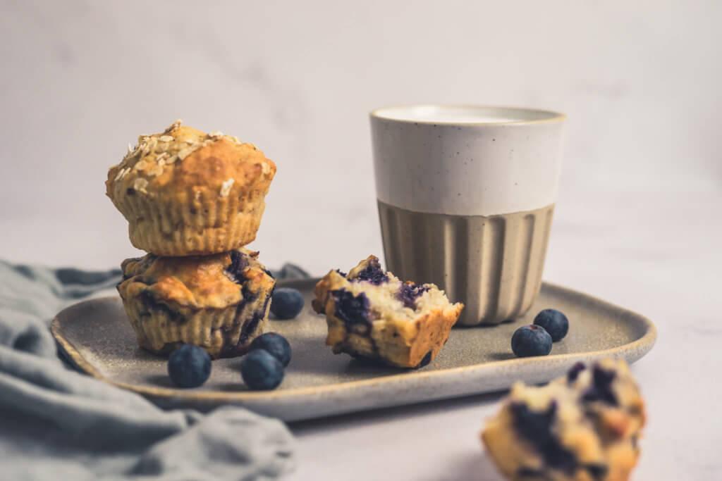 Schnelle Frühstücksmuffins