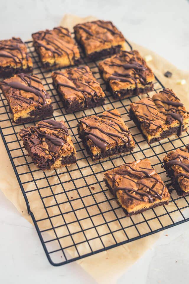 Marmor Brownies