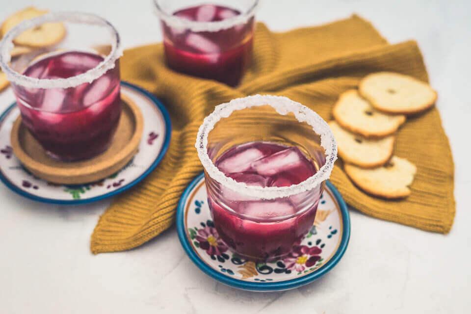 Herbsttraum - ein alkoholfreier Cocktail