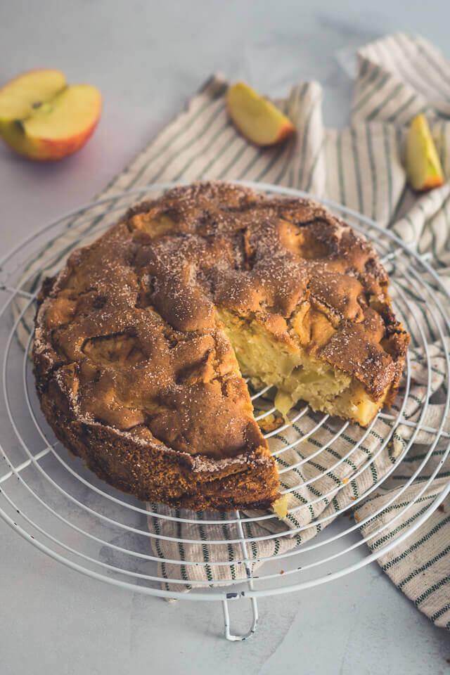 Ratzfatz Apfelkuchen
