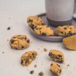 Erdnuss-Schoko-Kekse