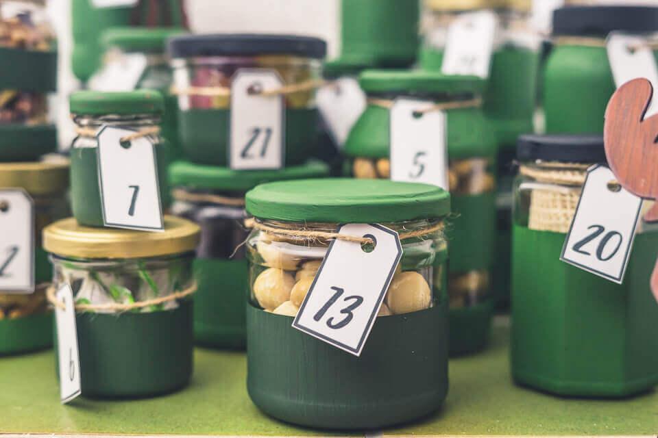 35+ Ideen zum Füllen eines nachhaltigen Adventskalenders