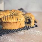 Wollknäuel Brot