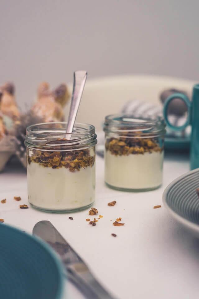 Ostergranola mit Karotte